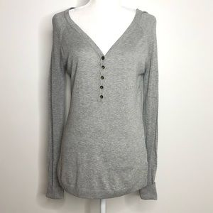 Ruby Moon lightweight grey sweater, Size M
